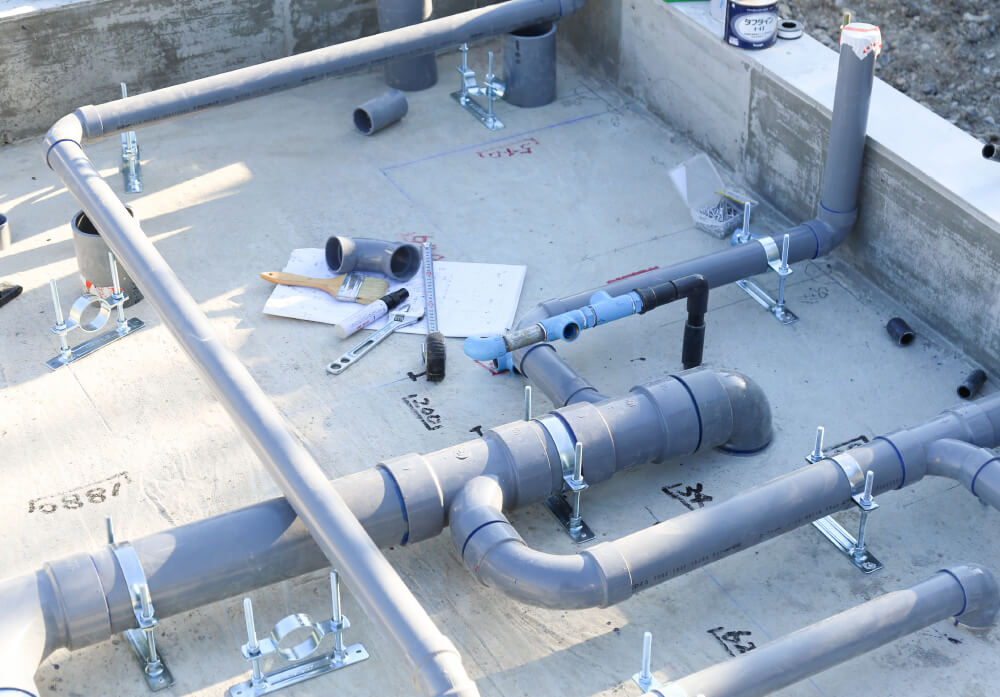 建築物の設備の建設とメンテナンスについて