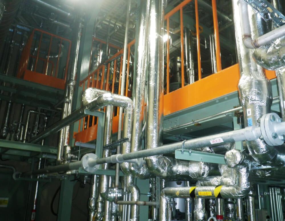 施工実績 生産工場